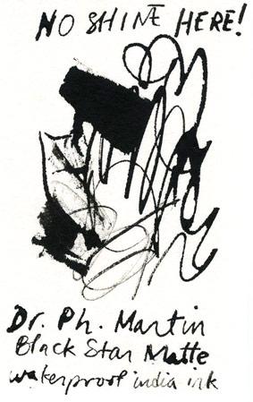 Dr. Ph. Martin Black Star Matte