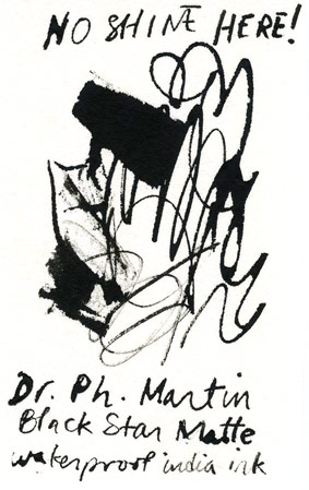 Dr. Ph. Martin Black Star Matte
