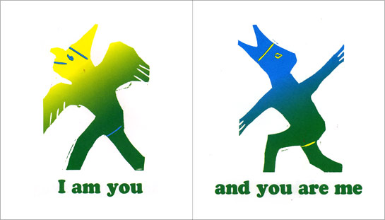 Indie Picture Books That Are Awesome: I AM YOU |