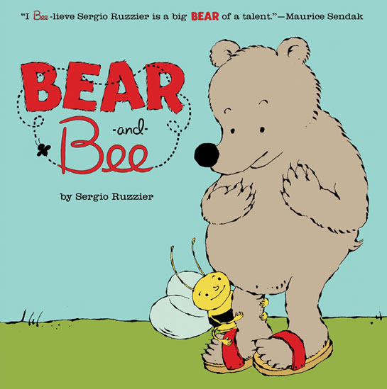 Bear and Bee: coming March 2013!!