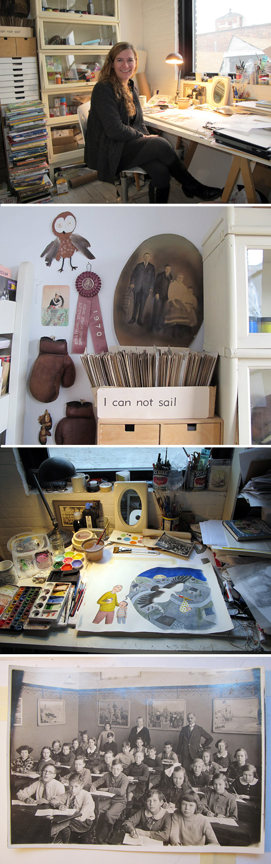 sophie-blackall-studio