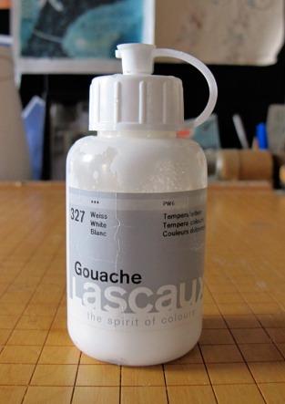 Gouache Lascaux: