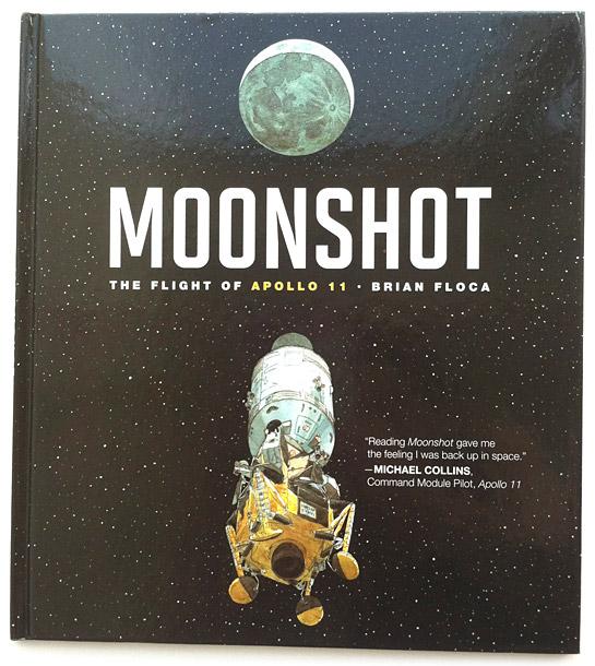 Moonshot by Brian Floca