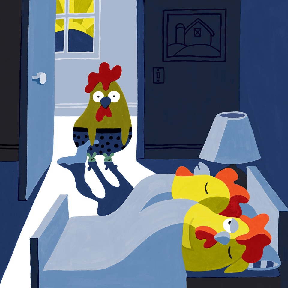 Opener image for Creatures of the Night, Real Simple Family 2013
