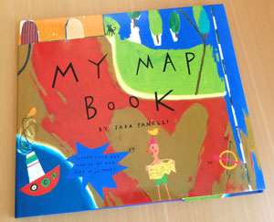 sara_fanelli_my_map_book