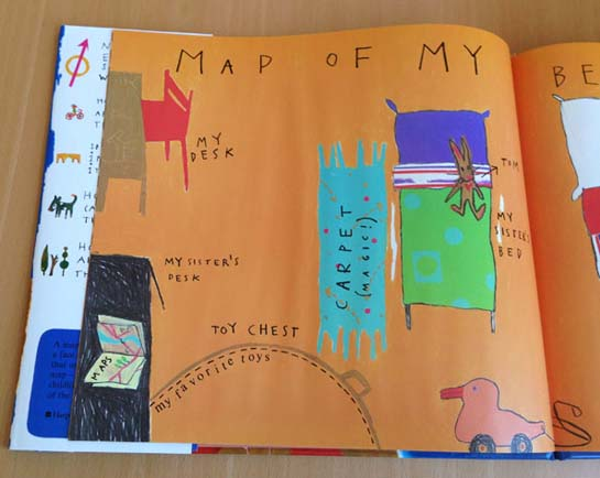 Sara Fanelli\'s My Map Book – Pen and Oink